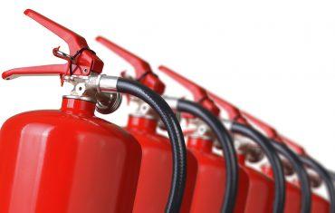 certificato prevenzione incendi manutenzione estintori